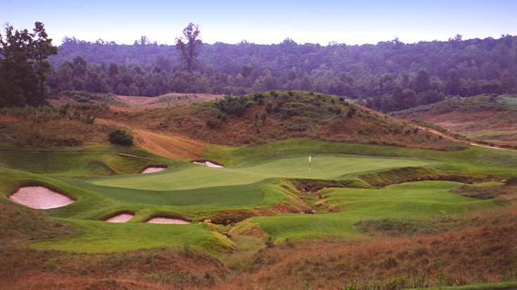 Mike Strantz-designed Virginia course reopening following restoration