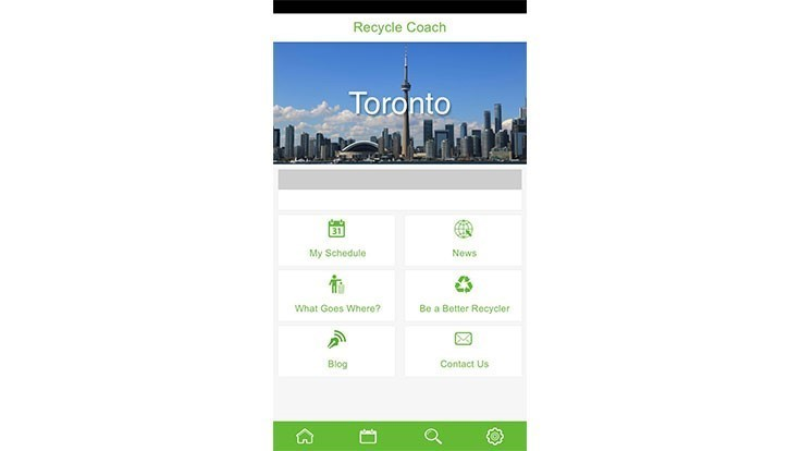 North Battleford, Canada, adopts Recycle Coach app