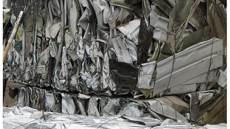 Aluminum scrap imports plunge in China