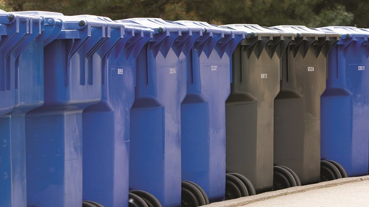 Huntsville, Alabama, seeks changes to waste program