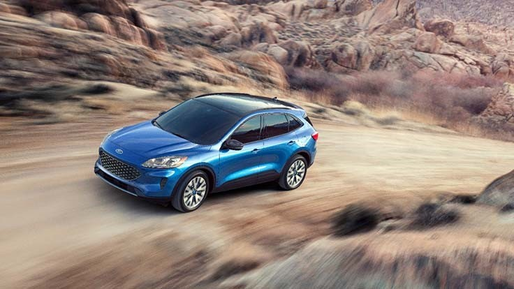 Ford launches updated Escape