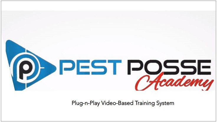 The Pest Posse Launches Video-Based Training