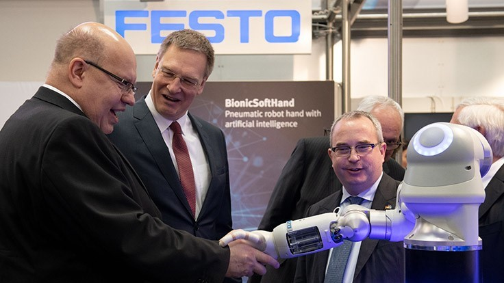 Hannover Messe 2019 – IIoT, automation, technology