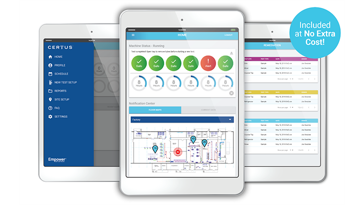 Certus Releases Empower Pathogen Environmental Monitoring Software