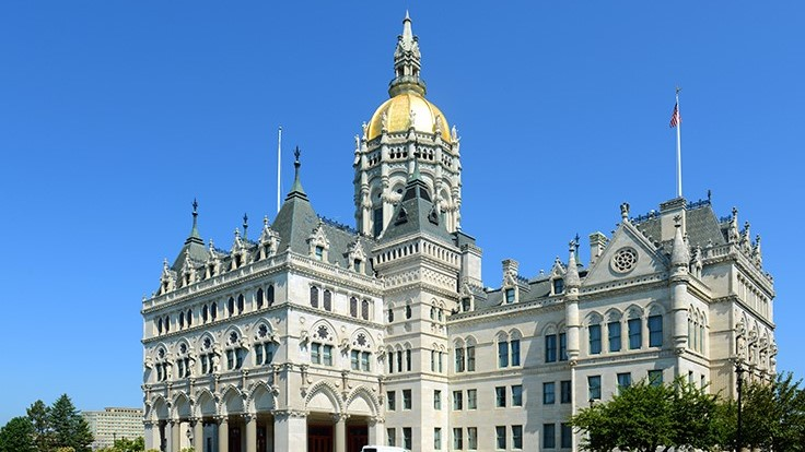 Connecticut Judiciary Committee Approves Cannabis Legalization Bills