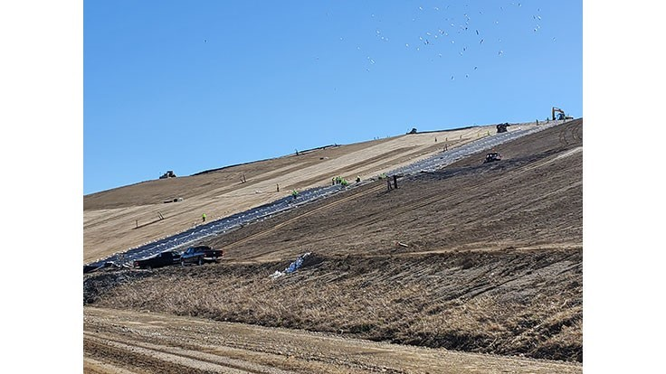 Ohio landfill invests $4M in new technology, processes