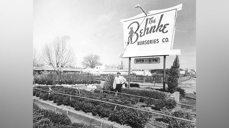 Behnke Nurseries announces final season