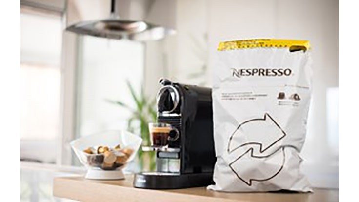 Sustainability alert: Nespresso expands recycling progam, Aldi makes plastic packaging goals