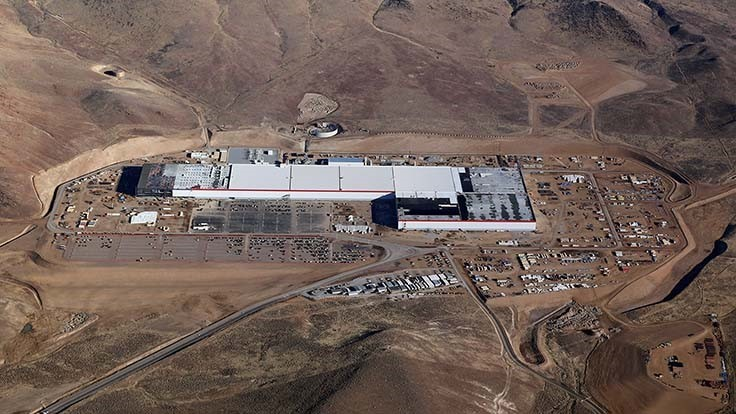 Panasonic reconsidering future investments in Tesla Gigafactory
