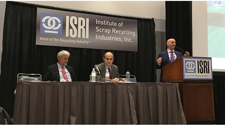 ISRI2019: Ferrous scrap, with complications