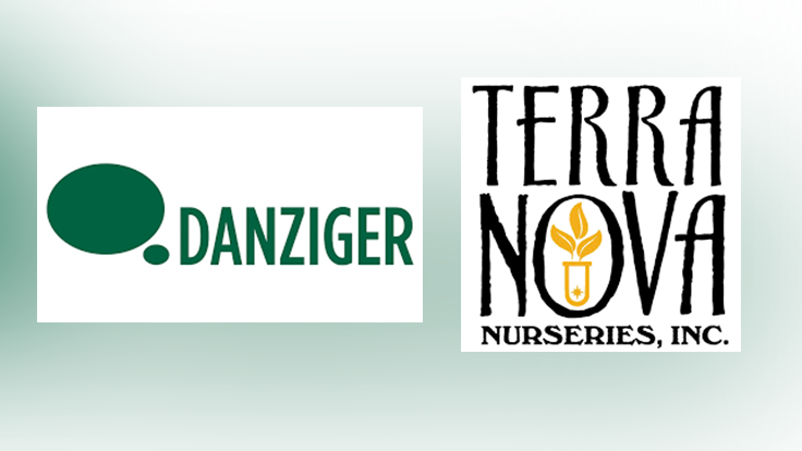 Terra Nova Nurseries and Danziger announce North American licensing agreement