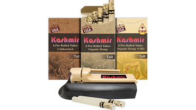 Kashmir TALL Pre-Rolled Tubes