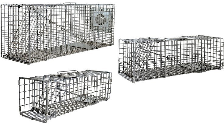 Woodstream Introduces Victor Pro Cage Traps