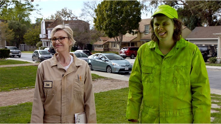 Clark Pest Control's Campaign Featuring Jane Lynch Creating Buzz