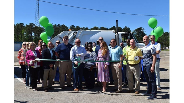 Dothan, Alabama, reopens recycling centers after hiatus