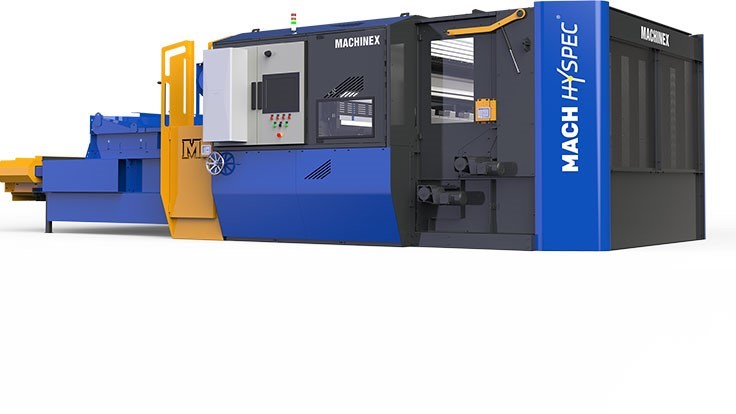 Machinex revamps optical sorter design