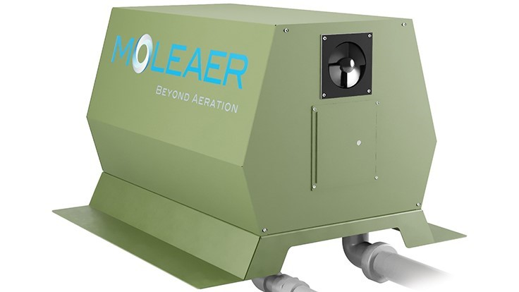Moleaer launches new nanobubble generator for algae control