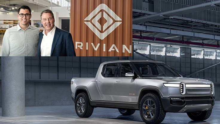 Ford to invest $500 million in electric truck maker Rivian