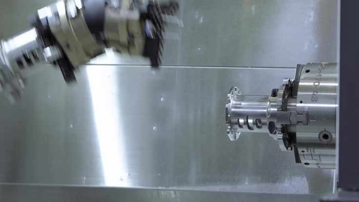 Okuma automation solutions (Video)