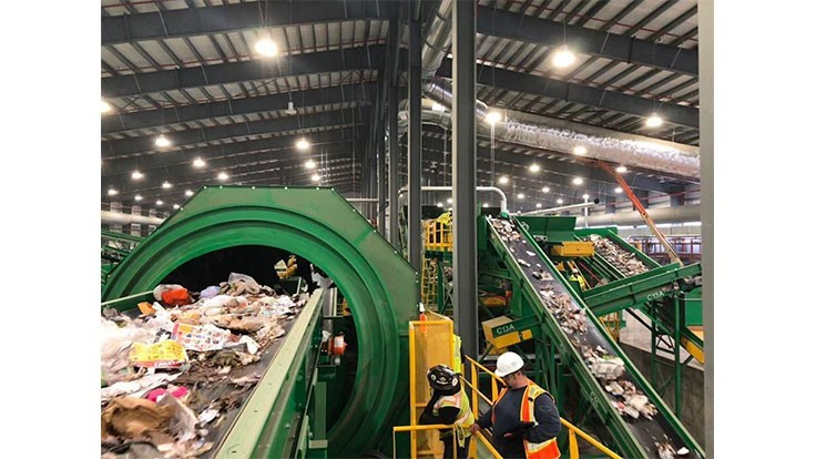 Fiberight brings 'next generation recycling' to Maine