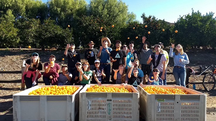 EPA awards California organization Food Recovery Challenge award