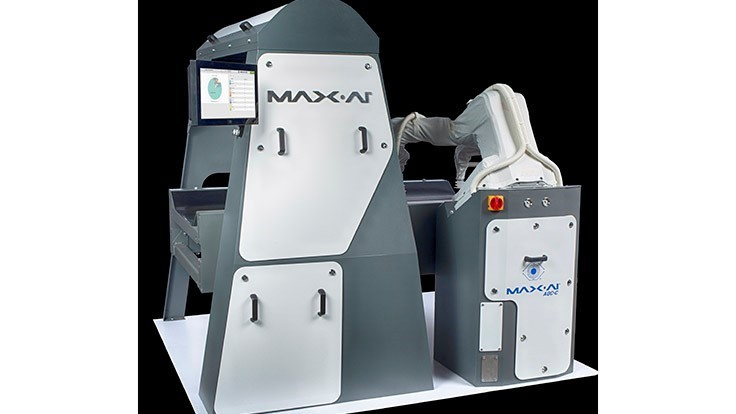 BHS launches the Max-AI AQC-C robotic sorter