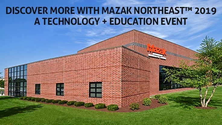 Mazak technology, training, networking event set for May14-16
