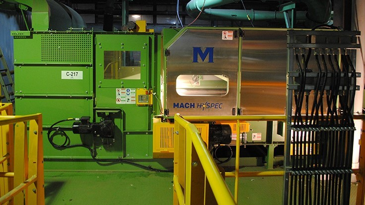 Machinex celebrates major upgrades in Quebec MRF