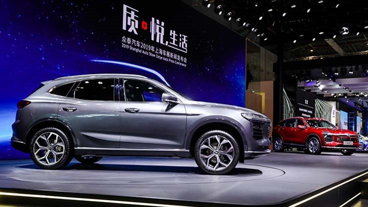 Zotye USA plans US launch of China-made T600 crossover by late 2020