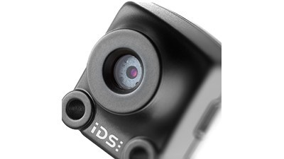 IDS' tiny camera, useful auto functions