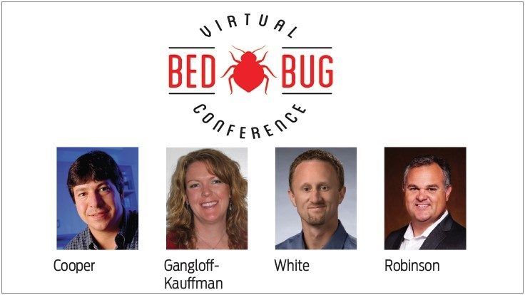 Strong Speaker Lineup, Sessions Highlight PCT Bed Bug Virtual Event
