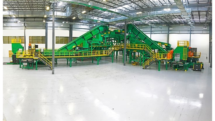 Van Dyk showcases technology center at WasteExpo 2019