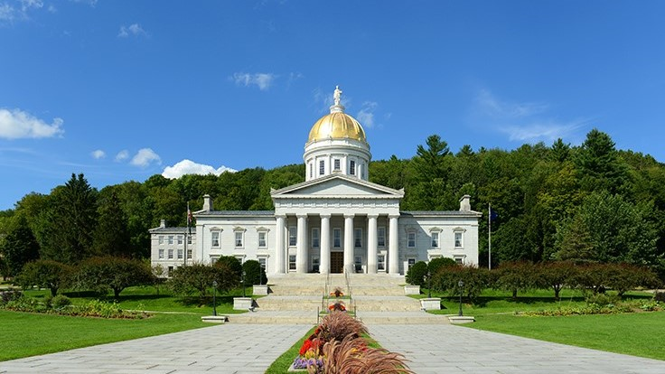 Vermont Retail Marijuana Sales Bill Clears Key House Committee