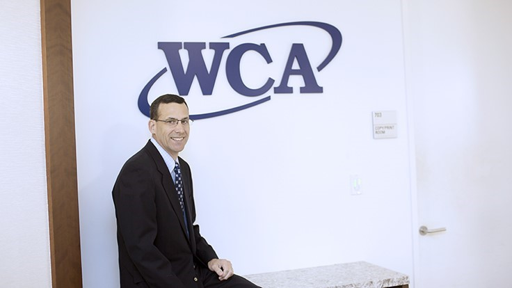 Bill Caesar talks WCA growth