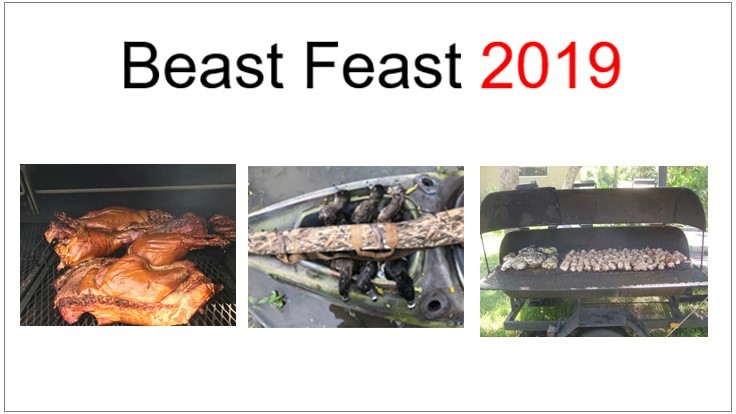 'Beast Feast' Epilepsy Fundraiser is June 22