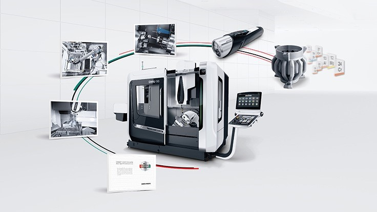 DMG MORI Chicago Innovation Days are May 13-16