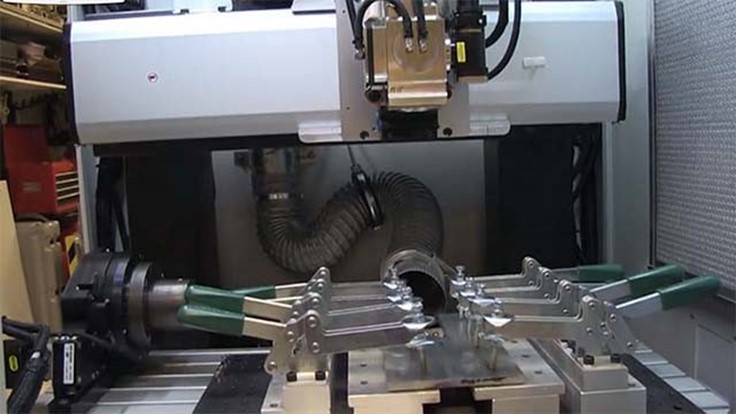 NIST studies laser welding (Video)