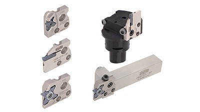 Tungaloy expands modularity of grooving tool system