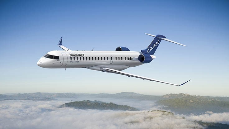 Bombardier forms Bombardier Aviation, divesting aerostructures