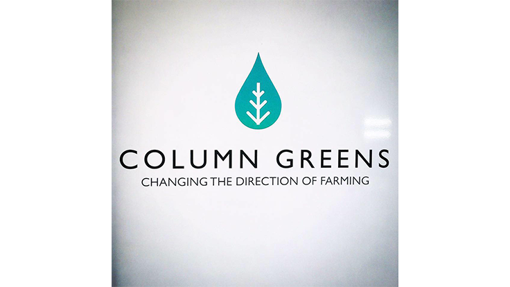 Column Greens partners with local school districts