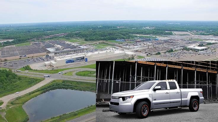 GM in talks to sell Lordstown plant to Workhorse