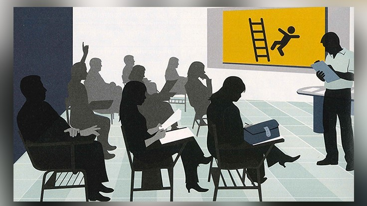 Reader Poll: Ladder Safety