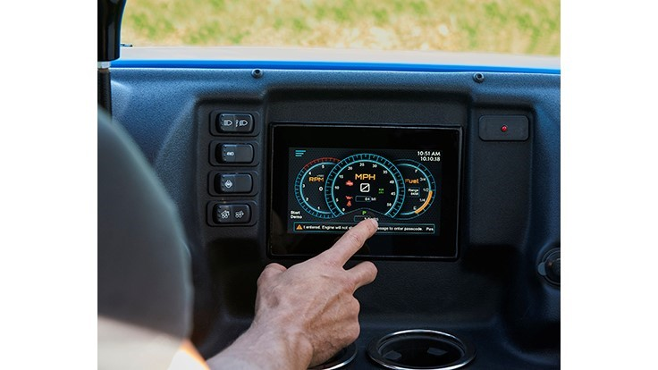 Delta Systems releases new touch screen display
