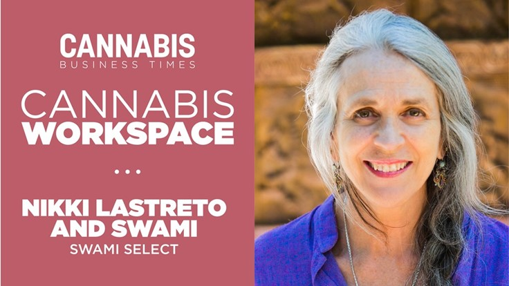 Behind the Scenes With Swami Select: Cannabis Workspace