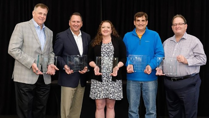 Group of 10 Receives ADS 2019 Technical Achievement Award