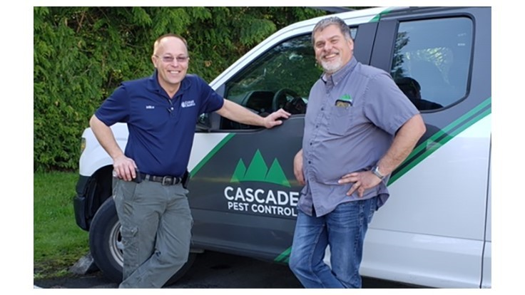 Cascade Pest Control Announces Acquisition