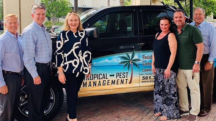 Arrow Exterminators Acquires Tropical Pest Management