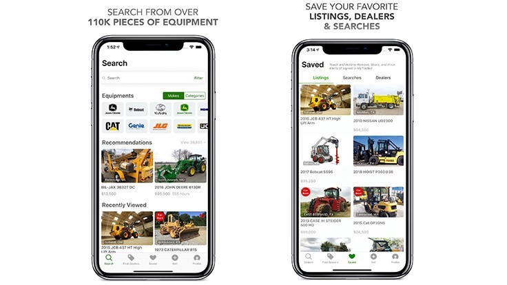 Equipment Trader Launches Mobile App