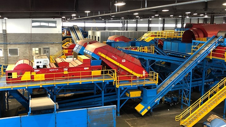 ZWS opens new recycling facility