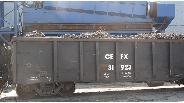Recycling industry seeks relief from excessive rail charges